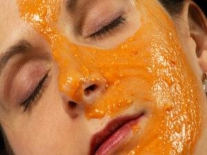 маски из облепихи для лица