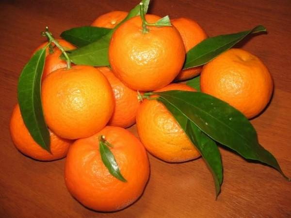 мандарины для здоровья