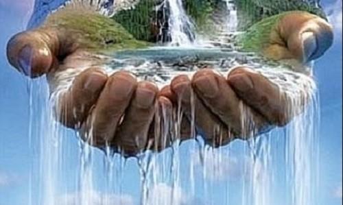 польза живой и мертвой воды