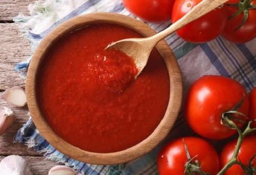 натуральный томатный сок с мякотью