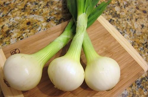 приготовление блюд с луком зеленым