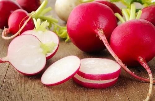 редиска полезный овощ