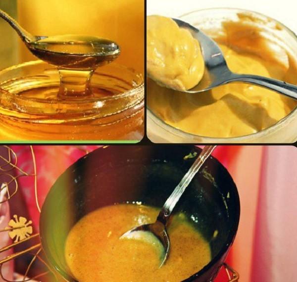 как приготовить маску с горчицей