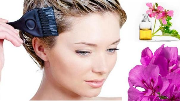 гераниевое масло для волос