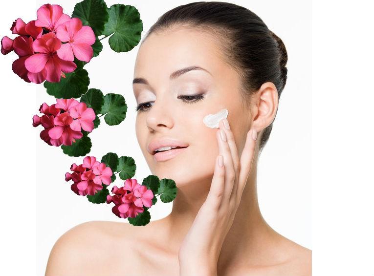 масло герани для кожи лица