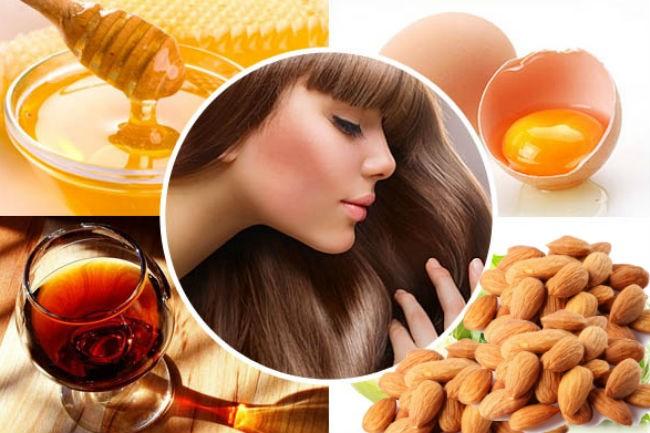 польза миндальных масок для волос