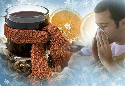 как лечится вином от гриппа