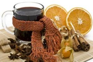 чем помогает вино от ангины