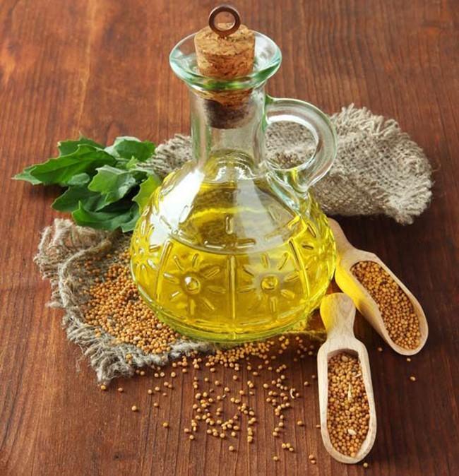 Чем полезно горчичное масло