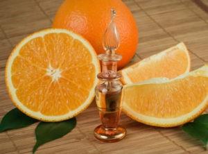 как выглядит масло апельсина