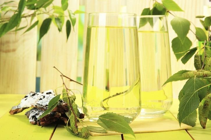 полезный березовый сок