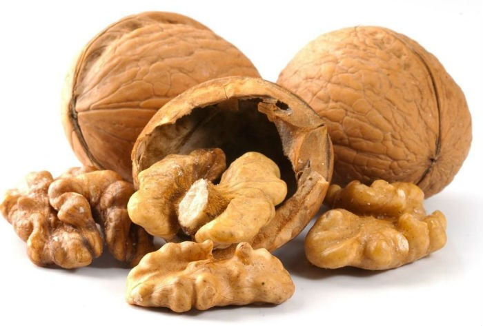 как выглядит грецкий орех