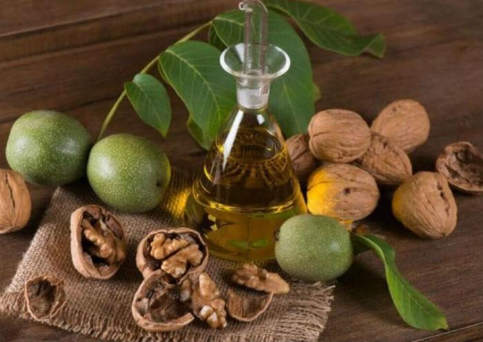 лечение плодами грецкого ореха