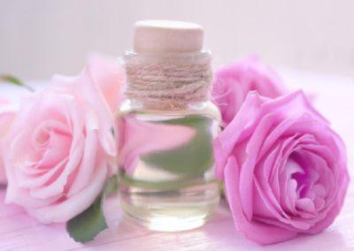 польза розовой воды