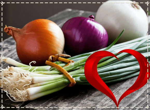 полезен ли лук для сердца