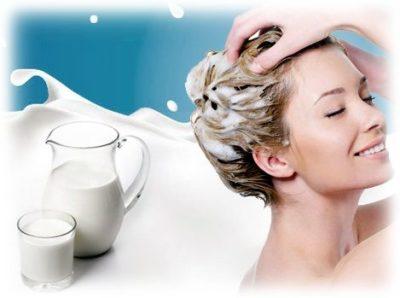 чем полезна простокваша для волос