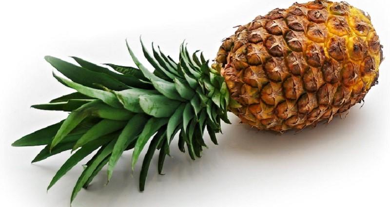 как выглядит ананас