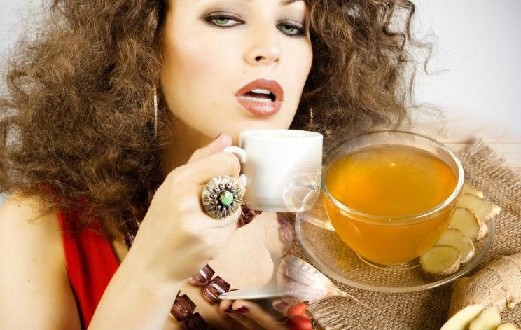 чай из имбиря для здоровья