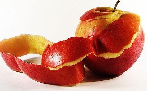 шкурки от яблок