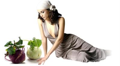 кольраби для организма женщины