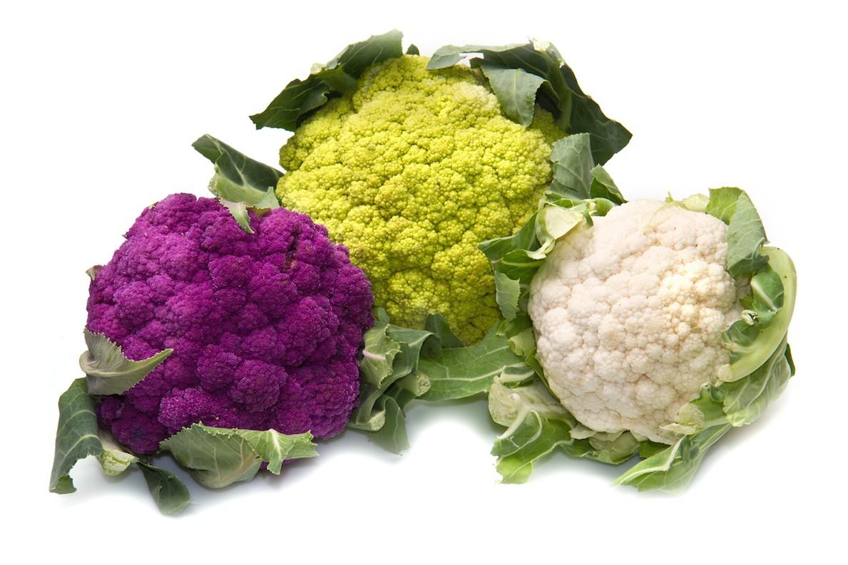 виды цветной капусты